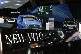 Mercedes - New Vito