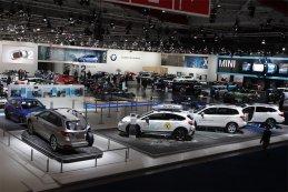 Autosalon 2015 - BMW/Mini/Subaru