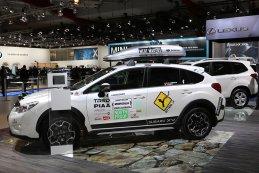 Subaru XV - Mongolia Rally