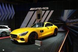Mercedez AMG GT