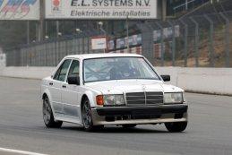 Henk Vuik - Mercedes 190 Evo1