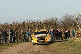 Benoît Allart - Skoda Fabia WRC