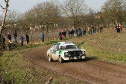 Didier Vanwijnsberghe - Ford Escort RS 1800 MKII