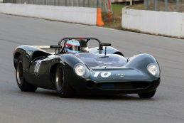 David Hart / Nicky Pastorelli - Lola T70 MK1 Spider
