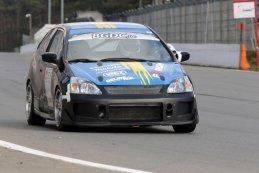 Patrick Van Billoen/Navric De Laet - Honda Civic Type R