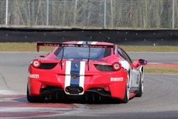 Donald Molenaar/Nico Verdonck - Ferrari 458 Italia GT3