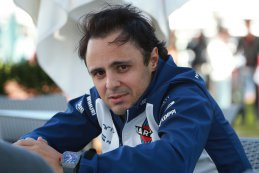 Felipe Massa Williams Martini Racing