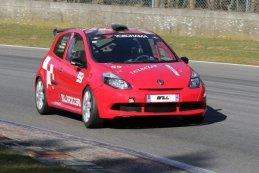 Benoit Car / Matthieu De Robiano - Renault Clio III Cup