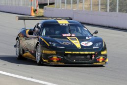 Thierry Verhelst - Lotus Evora GT4