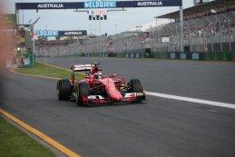 Kimi Raïkkönen - Scuderia Ferrari