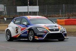 Mondron  Bouvy - Seat SuperCopa TCR