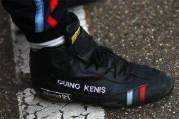 Gepersonaliseerd schoeisel Guino Kenis