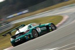 Black Falcon - Mercedes-Benz SLS AMG GT3