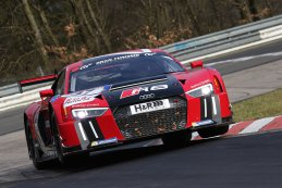 Belgian Audi Club Team WRT - Audi R8 LMS 2015