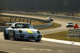 Black Falcon Team TMD Friction - Porsche 911 GT3 Cup
