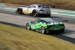 BMW Sports Trophy Team Marc VDS & Rinaldi Racing - BMW Z4 GT3 & Ferrari 458 Italia GT3
