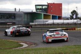 ISR & GT Russian Team - Audi R8 LMS Ultra & Mercedes-Benz SLS AMG GT3