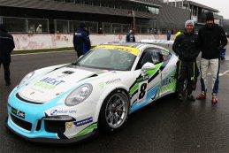 MExT Racing Team - Porsche 991 GT3 Cup