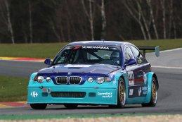 Denis Smets  - Manfred Verbeke - BMW Compact M3