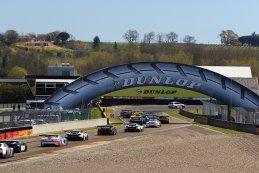 2015 Blancpain Sprint Series Nogaro Championship Race