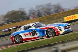 GT Russian Team - Mercedes SLS AMG GT3