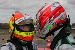 Maximilian Buhk & Vincent Abril - BSS Nogaro 2015