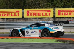 Oman Racing Team - Aston Martin Vantage GT3