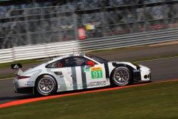 Porsche 911 RSR - Team Manthey