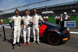 teamfoto ISR - Audi R8 LMS Ultra