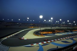Bocht 10 GP Bahrein 2015
