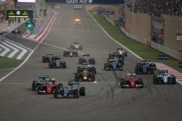 start GP Bahrein 2015
