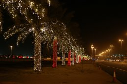 sfeerbeeld GP Bahrein 2015