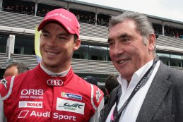 André Lotterer en Eddy Merckx - WEC 6h of Spa 2015
