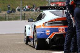 Aston Martin Vantage V8 GTE