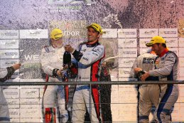 podium LMP2 2015 WEC 6 Hours of Spa