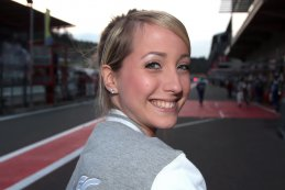 FIA WEC Promo Girl 6H Spa 2015