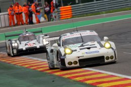 Porsche 911 RSR - Team Manthey