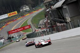 uitzicht Raidillon WEC 6 Hours of Spa 2015