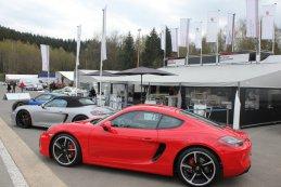 Porsche GT3 Cup Challenge Benelux Hospitality Center