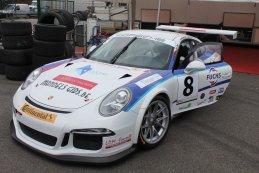 Jürgen Van Hover/Pierre-Yves Paque - Speedlover - Porsche GT3 Cup 991
