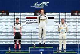 Podium 6H Spa - Race 2 - Peter Hoevenaars - Max Van Splunteren - Xavier Maassen