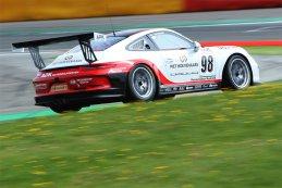 Peter Hoevenaars - Belgium Racing - Porsche GT3 Cup 991