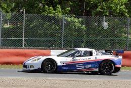 Nicolas Vandierendonck /Jeffrey van Hooydonk - Corvette C6R GTE