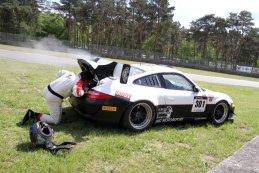 Donald Molenaar / Patrick Lamster - Porsche 997 GT3