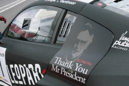 Belgian Audi Club Team WRT brengt hulde aan J.G. Mal-Voy