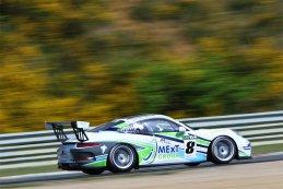 MExT Racing Team - Porsche 991 SuperCup