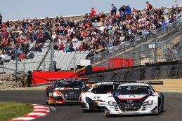 #75 ISR Audi R8 LMS ultra