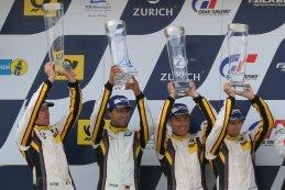 Tweede plaats voor MarcVDS BMW in de 24 uren van de Nürburgring 2015