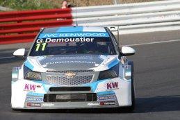 Gregoire Demoustier - Chevrolet RML Cruze TC1