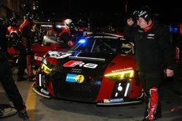 Pitstop bij WRT Audi - 24H Nürburgring 2015